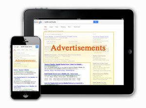 Google Search Advertisements