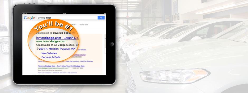 Inventory Based Sem Marketing Car Dealership